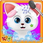Crazy Cat Salon – Pet care game icon