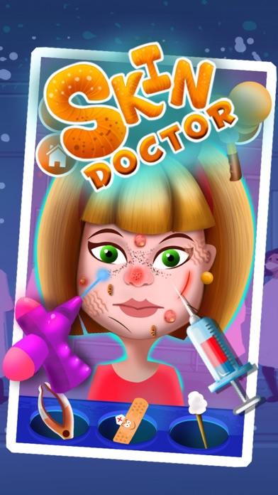 皮膚醫生 - 面部美容療程治愈的疾病的化妝品,在門診醫生屏幕截圖5
