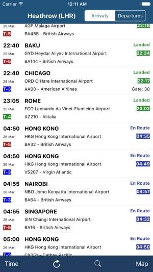 Houston George Bush Intercontinental Airport On The App Store