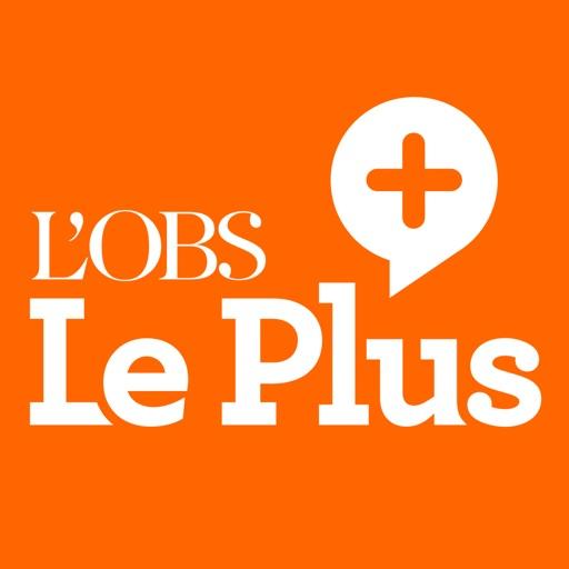 Le Plus par l'Obs, points de vue sur l'actualité et la politique en France et dans le monde iOS App