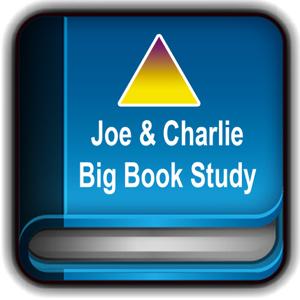 Joe & Charlie Big Book Alcoholics Anonymous app