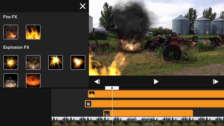 Pyro Movie FX