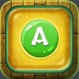 Letter Bubble Game