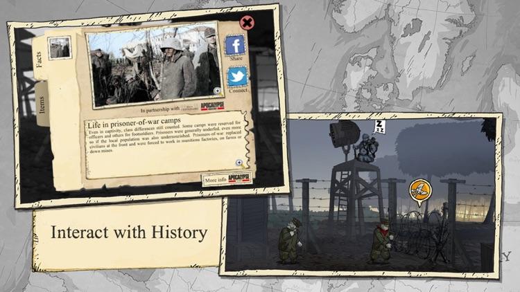 Valiant Hearts: The Great War screenshot-3