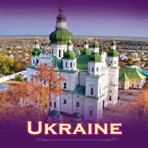 Ukraine Tourism icon