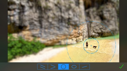 TiltShift Video - Miniature effect for movies and photos app image