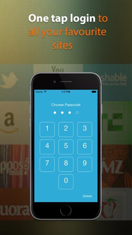 Best Fingerprint Password Manager With Secret Passcode - to Keep Secure Your Digital Vault
