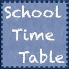 Orario Scolastico - School Timetable icon