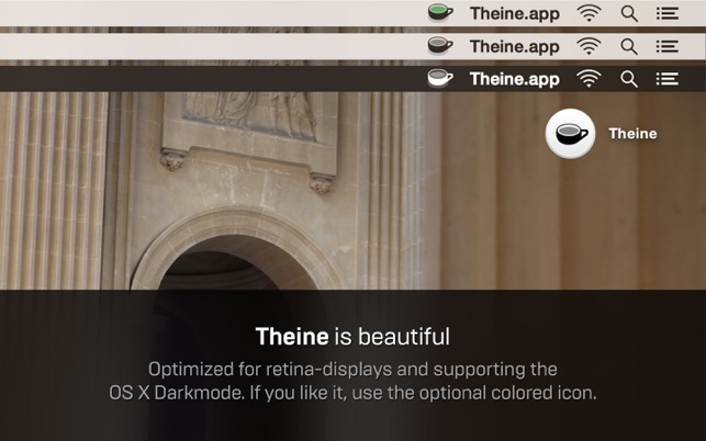 Theine Screenshot