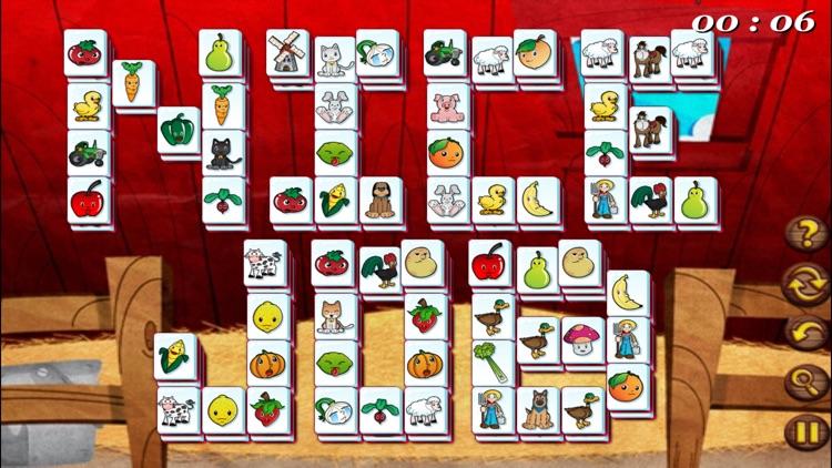 Barnyard Mahjong Free screenshot-3