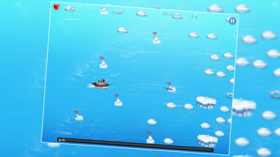 Naval Ice Breaker : The Arctic Journey To Save Polar Bears - Free Edition screenshot three