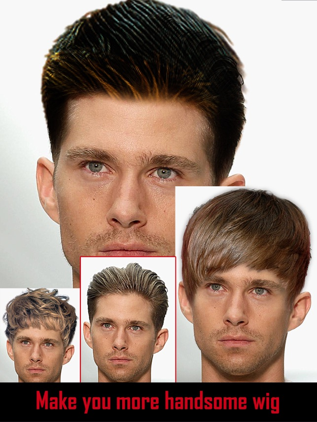 Insta Wig Studio Hair Editor Booth To Design Hairstyle Plus - Edit hairstyle in picture online