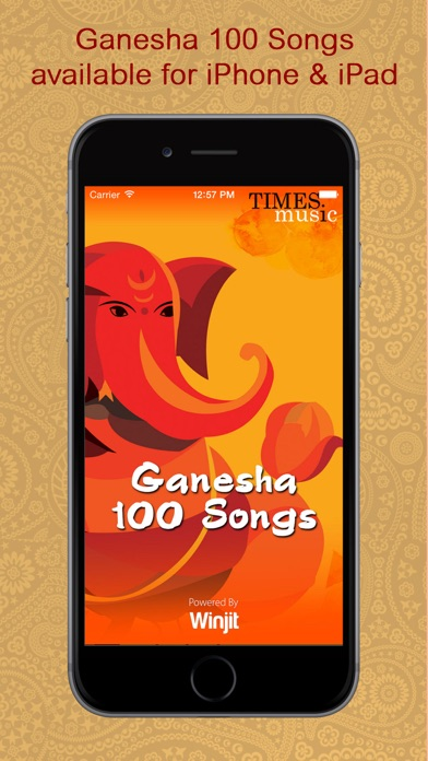 100 Ganesha Songs - No Streaming, Free to Download and