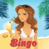A Party on the Beach with Sexy Girl - BINGO Free