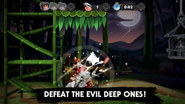 Nun Attack Origins: Yuki's Silent Quest screenshot-4