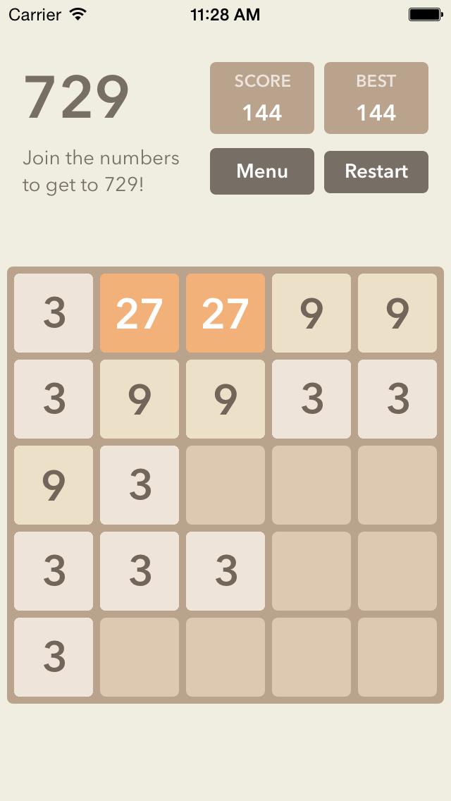 2048 - 3x3 4x4 5x5 Edition   App Price Drops