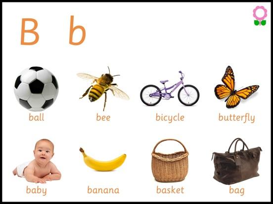 Alphabets Vocabulary Book for Kids (Preschool, Montessori & Kindergarten Education)-ipad-0