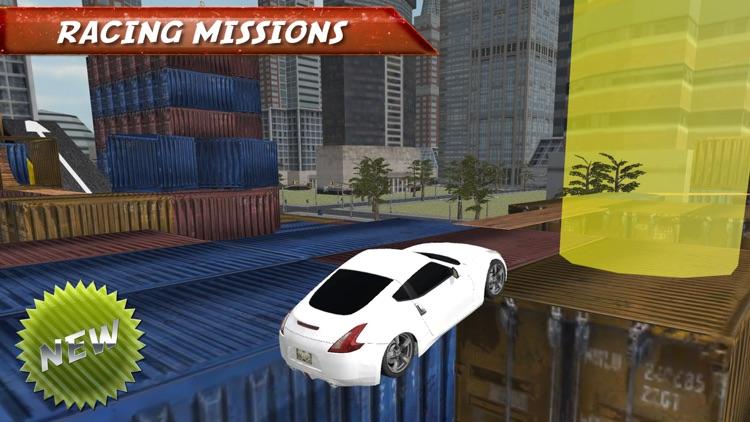 Real Fast Car Driving Simulator