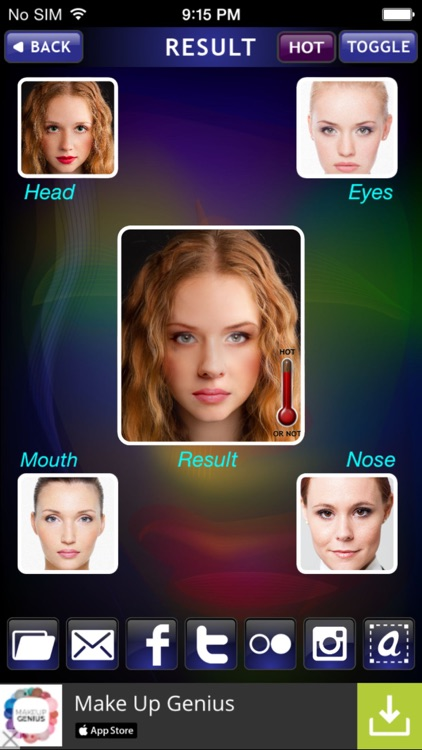 Headhash - Face Mixer Fun
