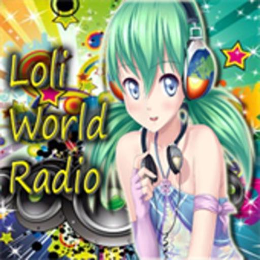 Loli World Anime Radio