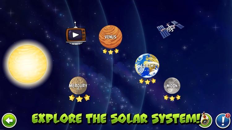 Angry Birds Space screenshot-0