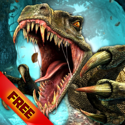 Dino Deadly Fight Hunter Free games iOS App