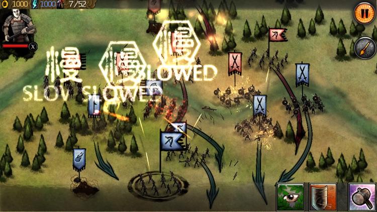 Autumn Dynasty - RTS screenshot-0