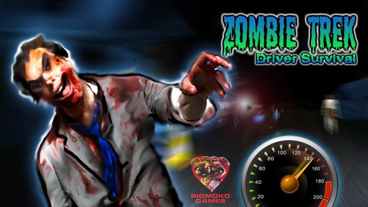 Zombie Trek Driver Survival LT