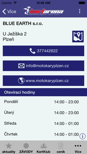 Kartarena Motokary Plzen On The App Store