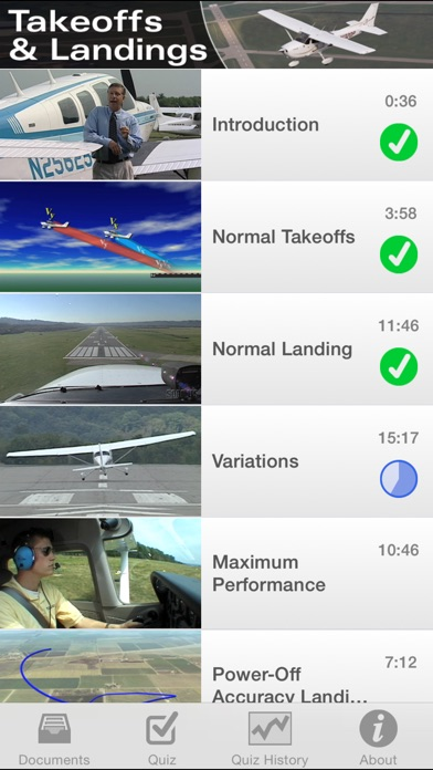 Takeoffs And Landings review screenshots