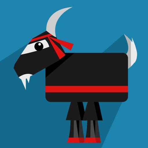 Spring Mountain Goat Ninja