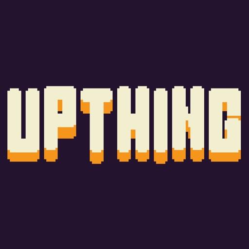 Upthing: Endless Arcade Platform Jumper