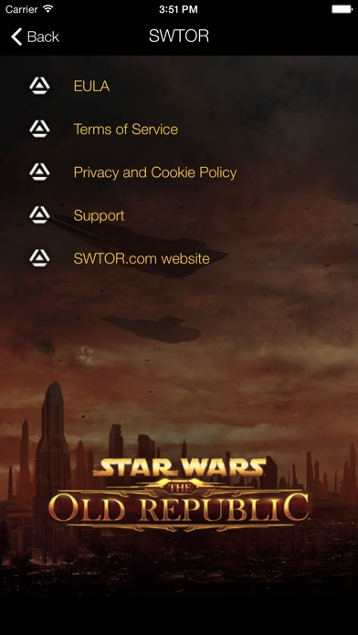 download Star Wars: The Old Republic Security Key apps 1