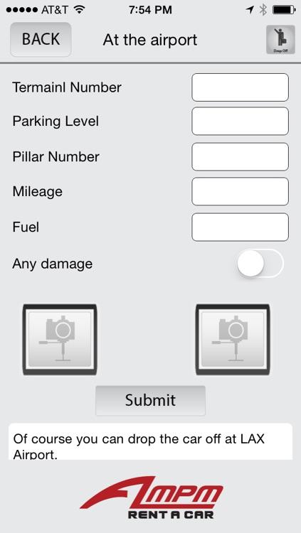 AMPM RENT A CAR screenshot-3