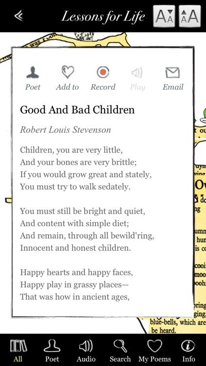 iF Poems screenshot-3