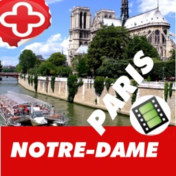 Notre-dame of Paris, Saint-Louis island, sainte-chapelle, videos, metro, help