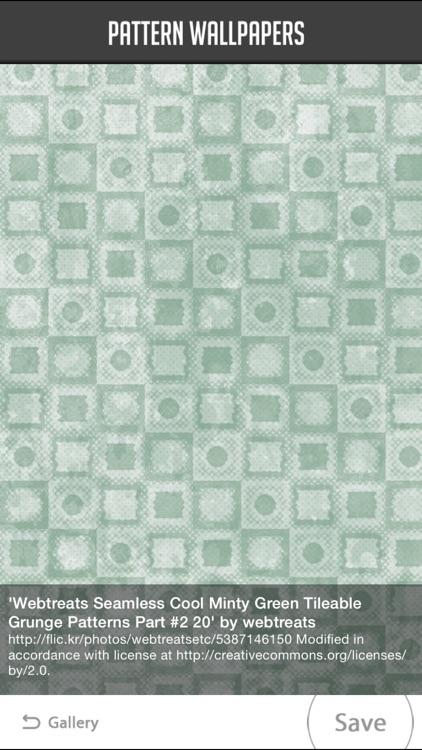 Pattern Wallpapers screenshot-4