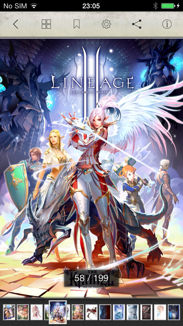 Essential Artworks of Lineage IIのおすすめ画像3