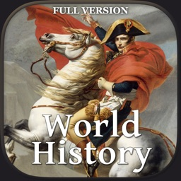 World History Interactive Timeline (Full Version)