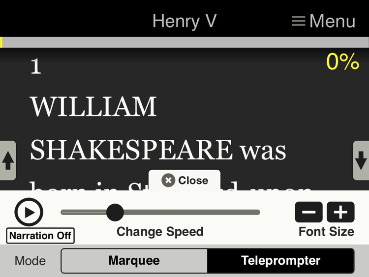 Spotlight Text Lite screenshot-3