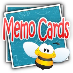 Fun For Kids - Memo Cards