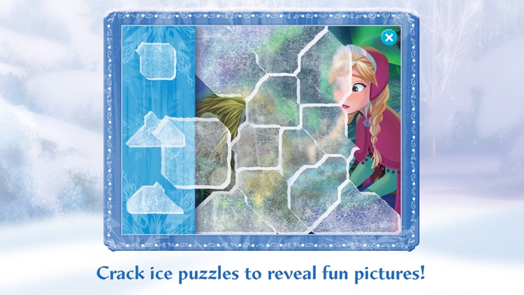 Frozen: Storybook Deluxe - Now with Frozen Fever! screenshot-3