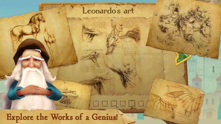 Leonardo's Cat screenshot-4