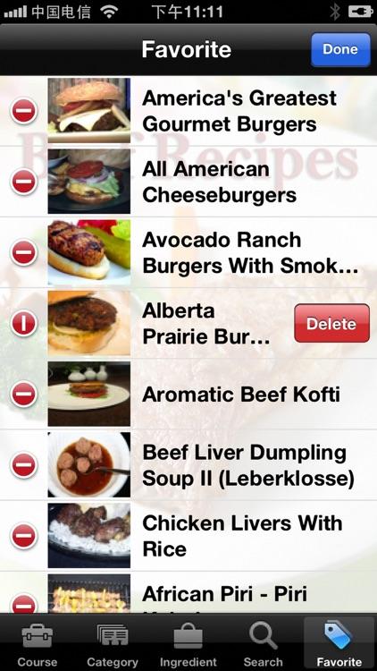Beef Recipes 10000+ screenshot-4
