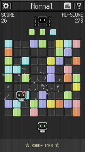 ロボラインズ Screenshot