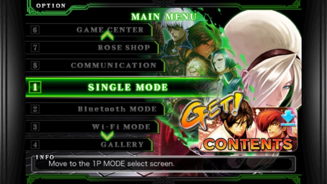 the king of fighters 2002 magic plus ii para android descarga gratis