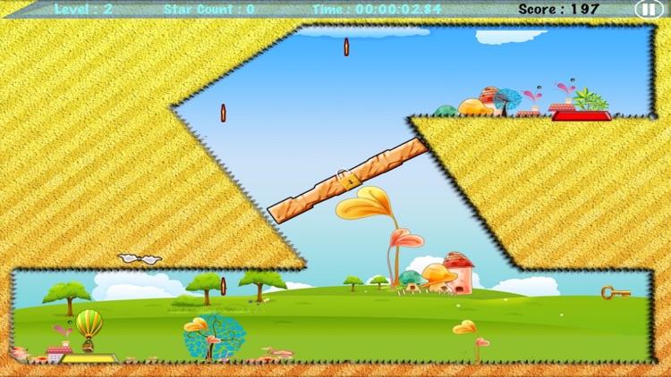 Hot Air Balloon - Crazy Wind Action screenshot-3