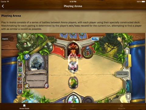 hearthstone arena matchmaking