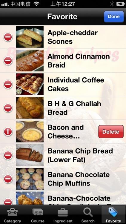 10000+ Bread Recipes screenshot-4