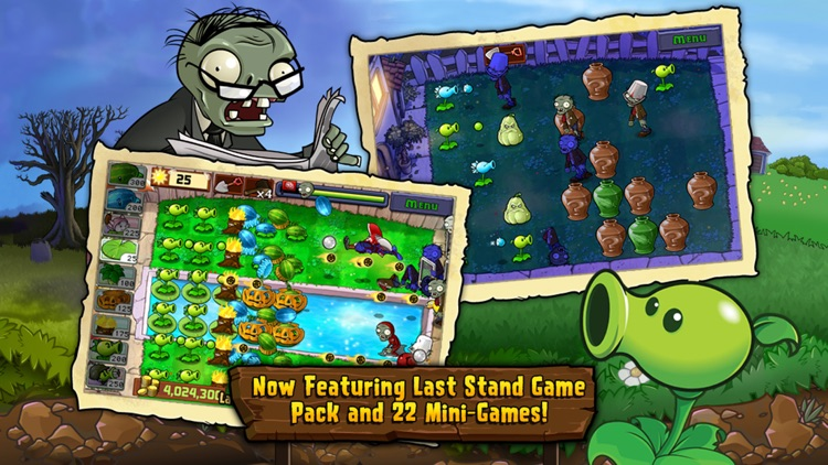 Plants vs. Zombies™ screenshot-3